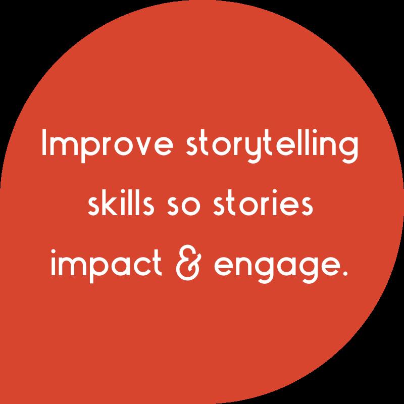 Improve Storytelling
